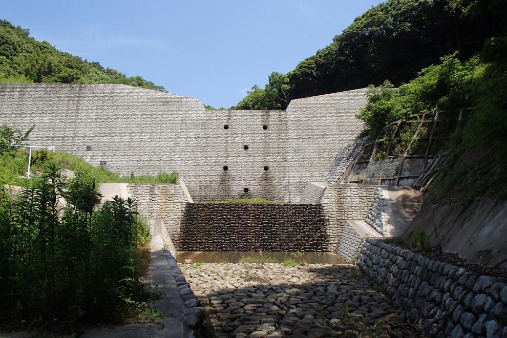 中福良川工区火山砂防測量(薩摩川内市)