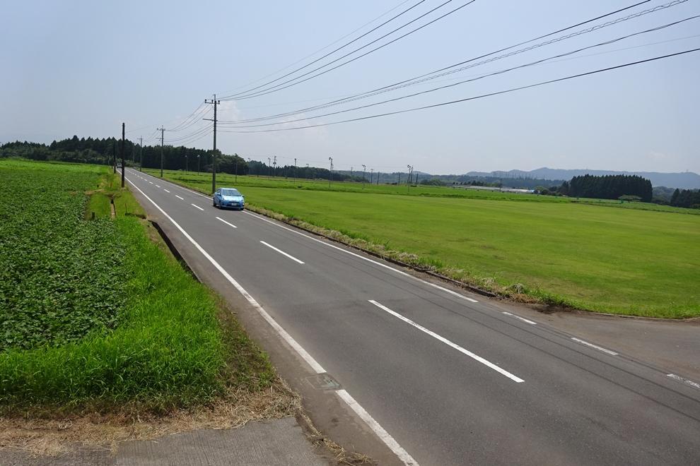 尾野見地区農道整備事業(志布志市)