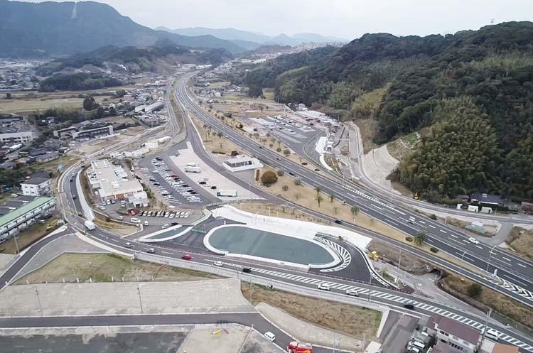桜島スマートIC