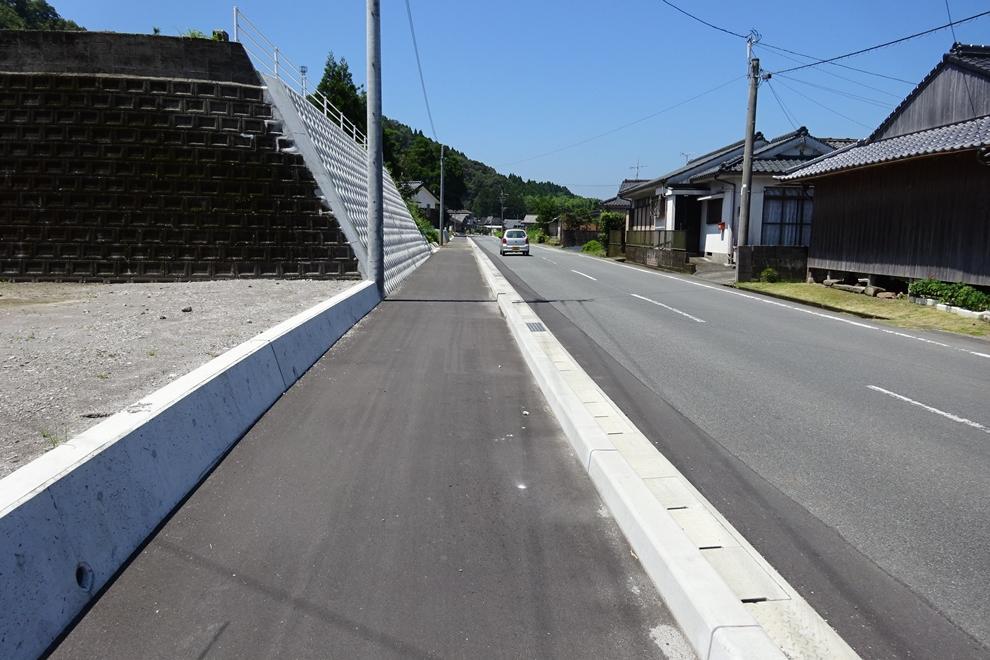 永田元別府線測量設計(南九州市)