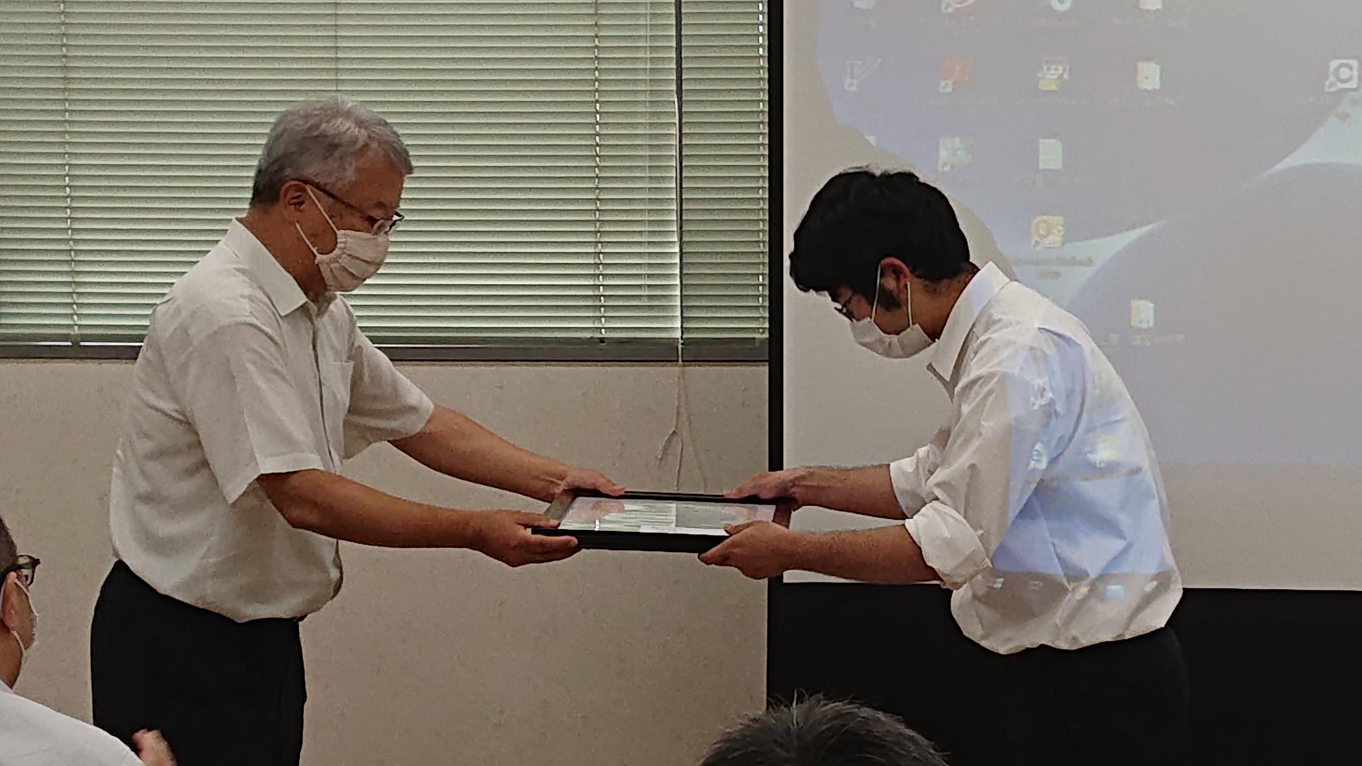 令和二年度技術部総会